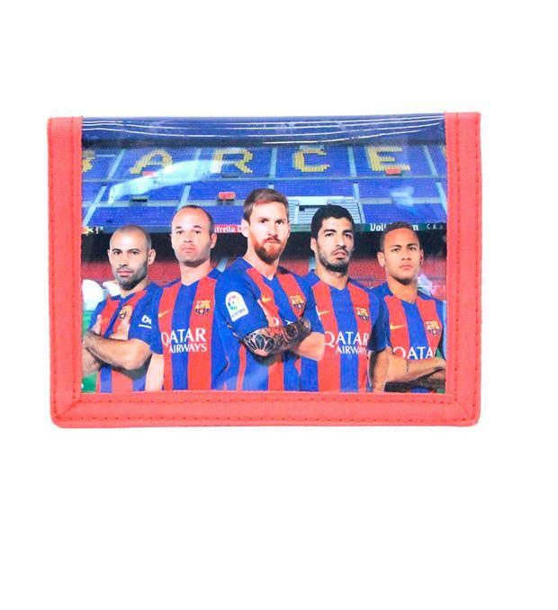 Billetera Barcelona Team x1u