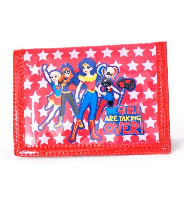 Billetera DC Super Hero Mod 1 x1u