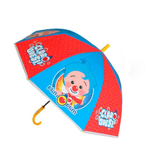 Paraguas Infantil Plim Plim x1u