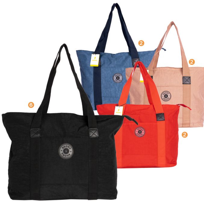 Shopper Mujer 31X45X12 Liso x12u
