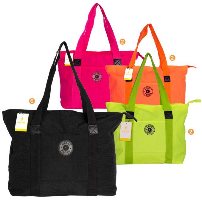 Shopper Skora 31X44X11 Liso x12u