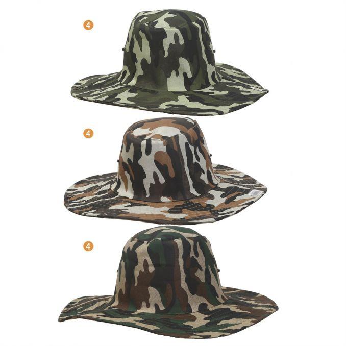 Sombrero camping con sujetador x1u