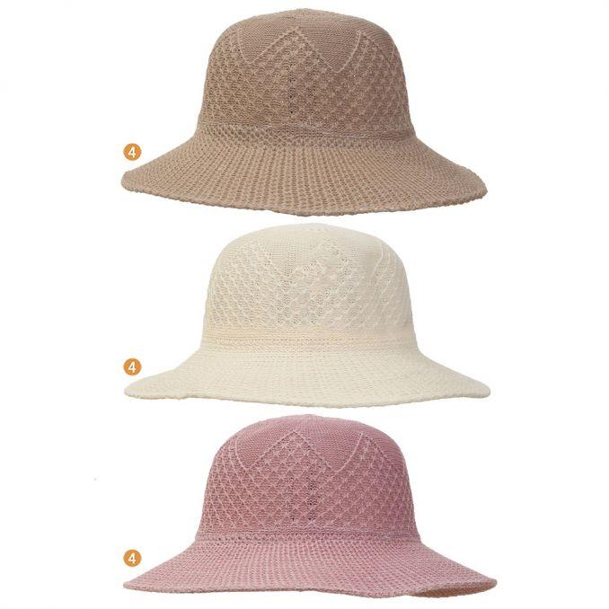 Sombrero capelina infantil liso x1u