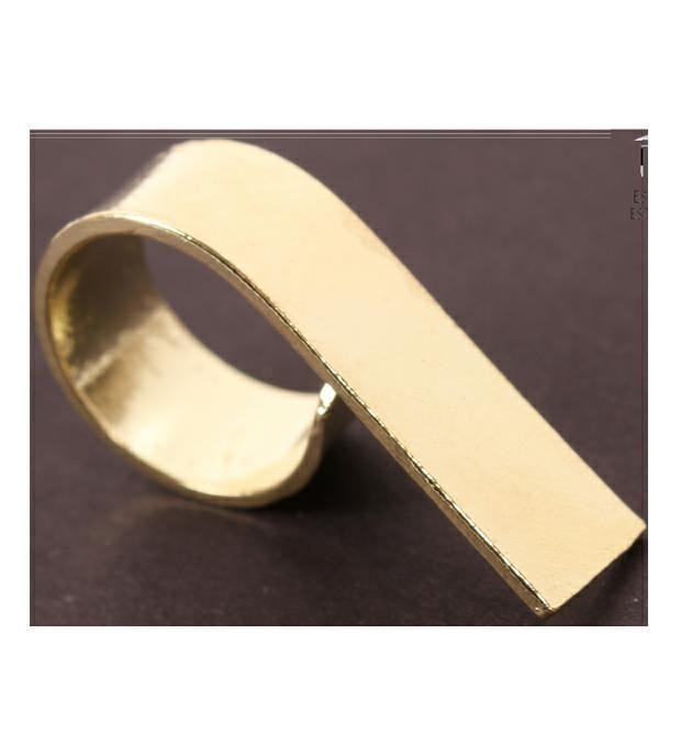 Anillo barra metal gruesa x1u
