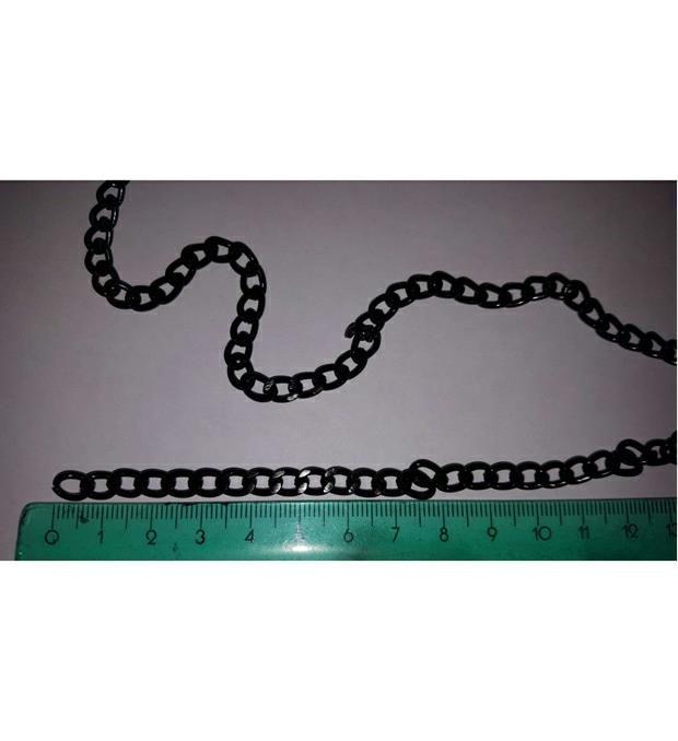 Bolsa con cadena aluminio 1.6 x100 mts