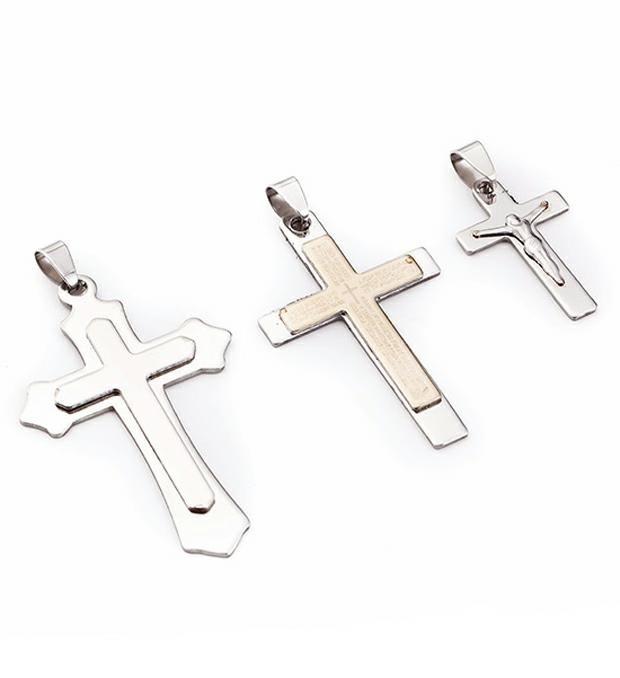 Dije cruces x1u