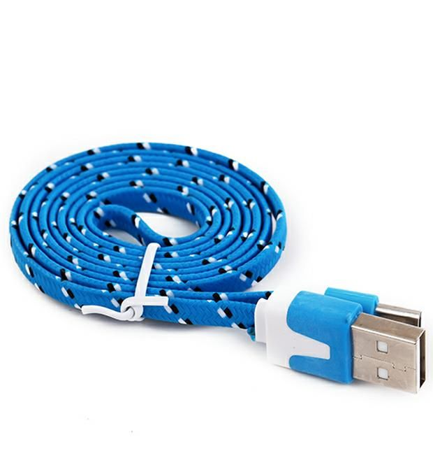 Cable mini USB cordón x1u