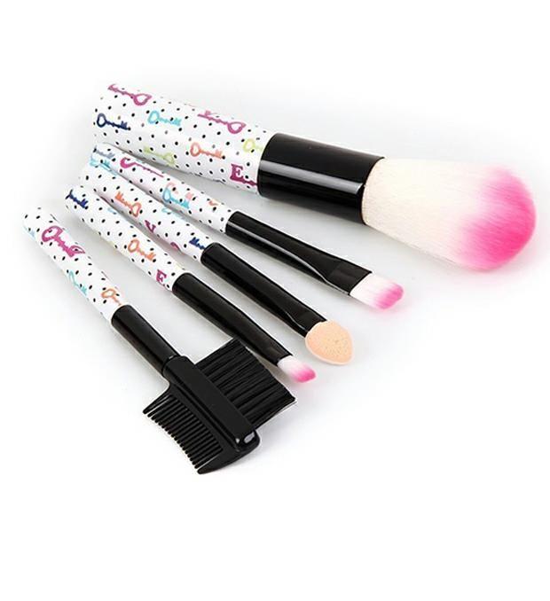 Set cosmética estampa personalizada  x1u