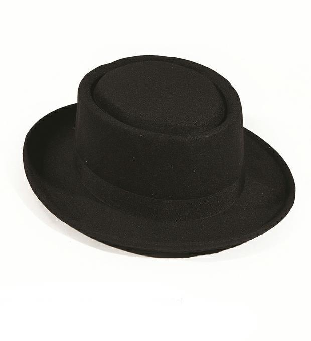 Sombrero fieltro tipo español x1u