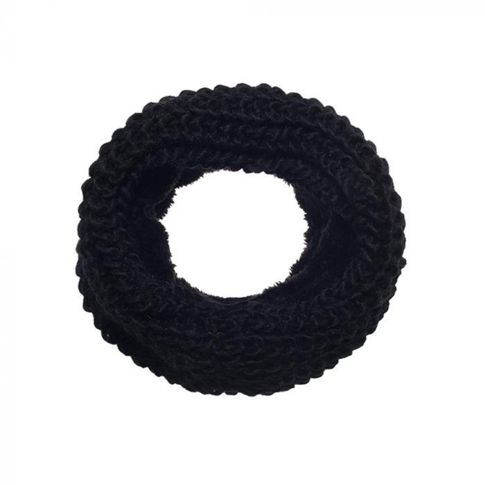 Cuello simple unisex 20x50 cm interior con piel x1u