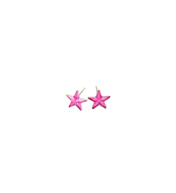 Blister aros estrella x6u