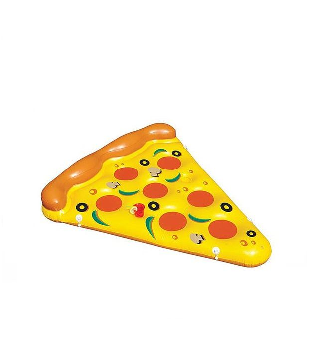 Inflable pizza 190 cm x1u