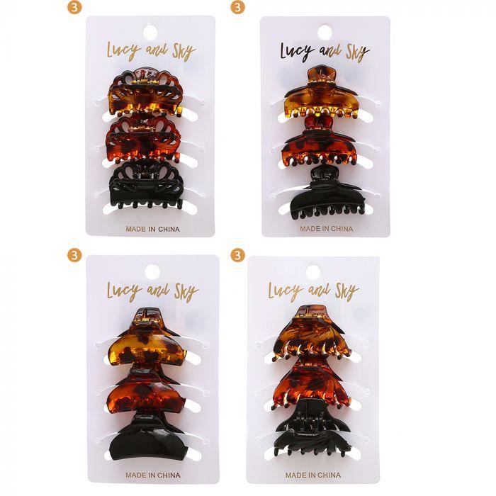 Set de mini broches x1u