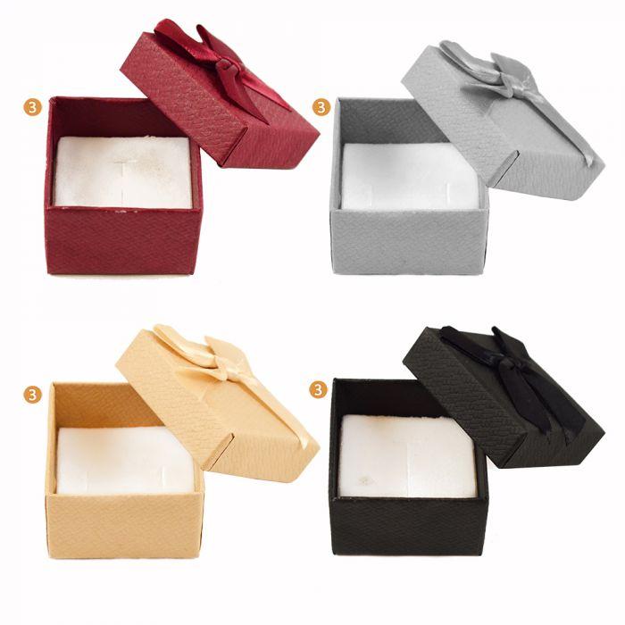 Caja Para Anillo - 5X5 - X1 x1u