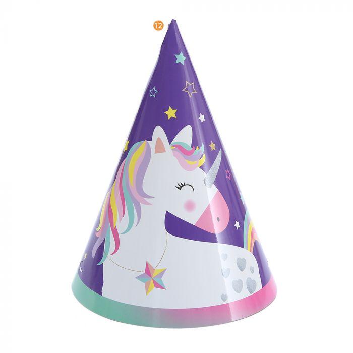 Bolsa de Bonetes Unicornio x10u x10u.