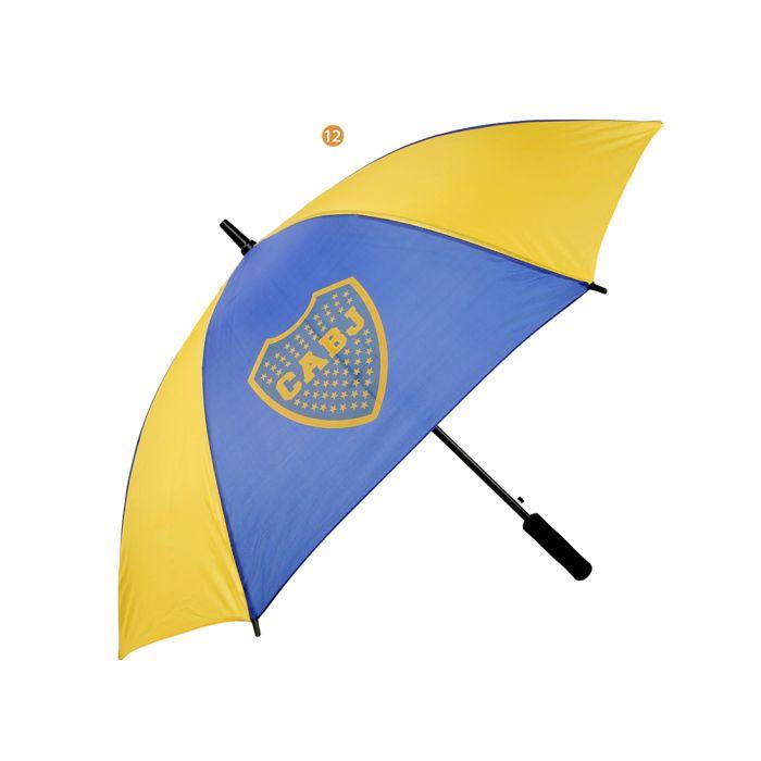Paraguas Boca poliester de 68cm 8 varillas x1u