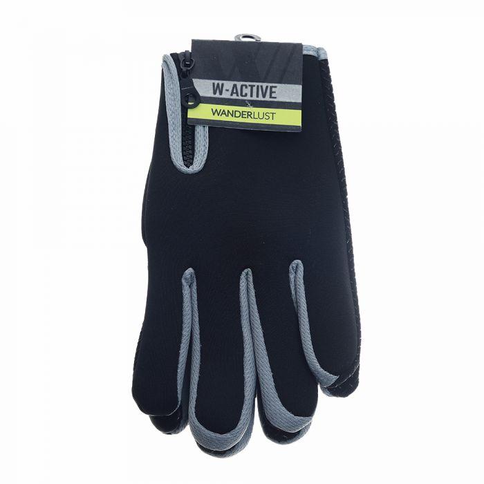 Guante hombre neoprene con dedo touch x1u