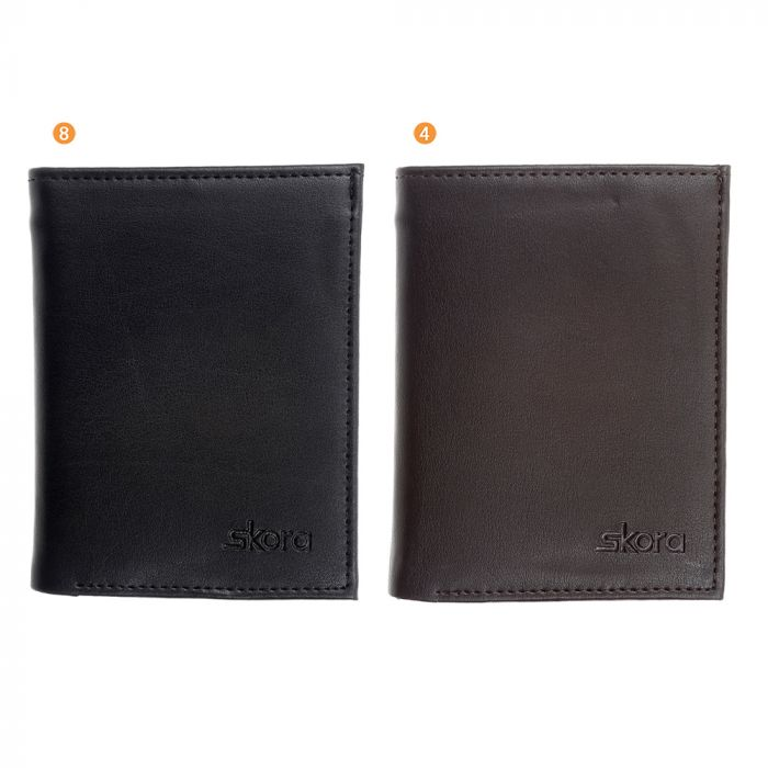 Billetera hombre 12.5x9.5 cm x1u