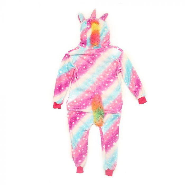 Pijama bebe unicornio multicolor x1u